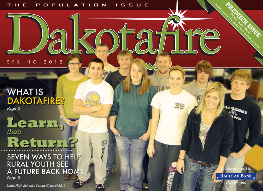 Dakotafire Magazine: Spring 2012: The Population Issue