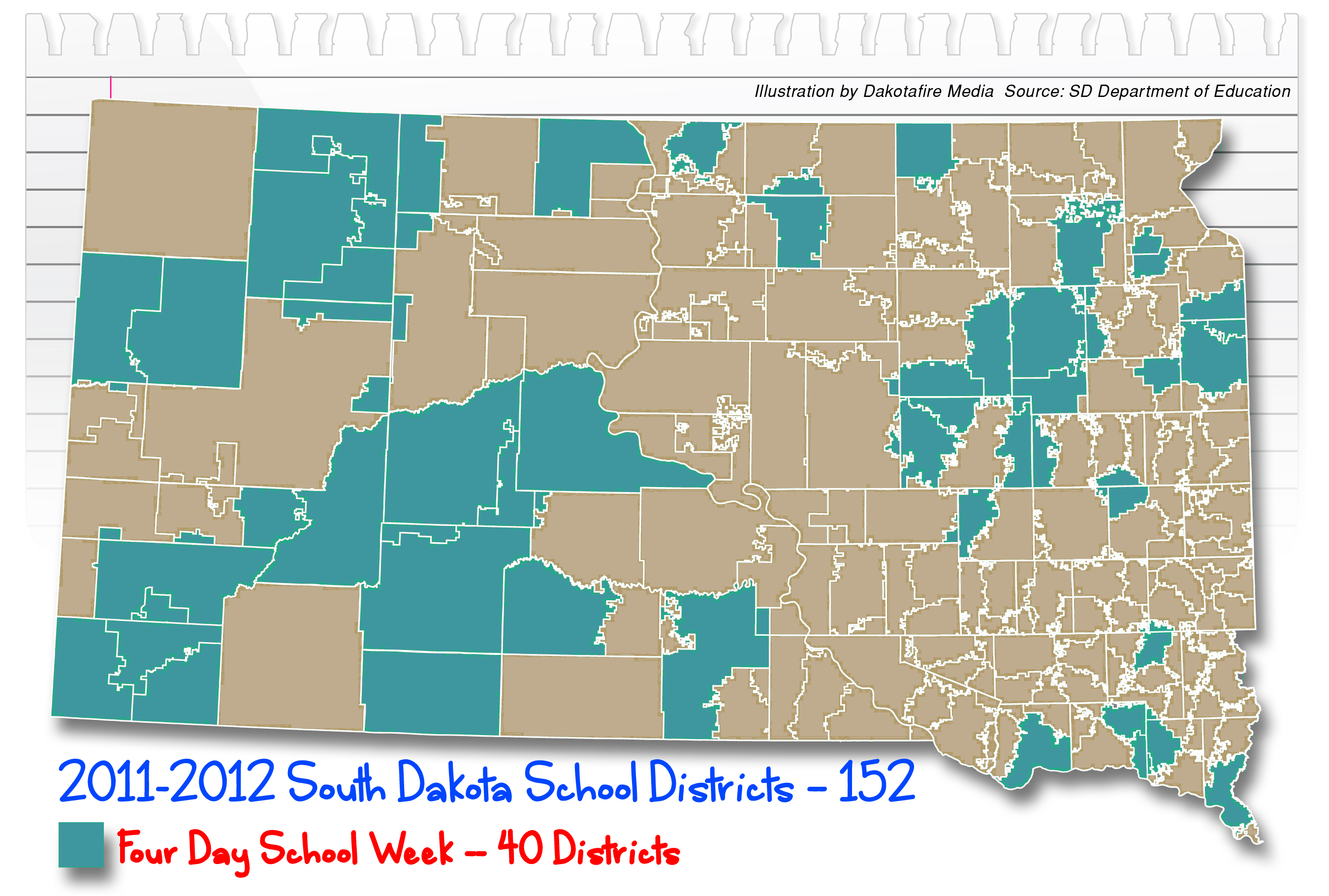 are four day school weeks better Colorado school district 27j, located in the denver metro area, announced that it would move to a four-day week starting in the 2018-19 school year with an enrollment of more than 17,000, it is by far the largest district in the state to adopt the four-day schedule.