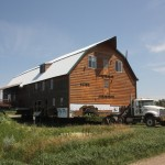 Barn to become Pepper Slough Lodge in Henry, S.D. Photo by Clark County Courier
