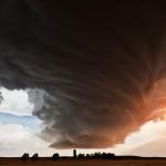 Nebraska sky image by Camille Seaman