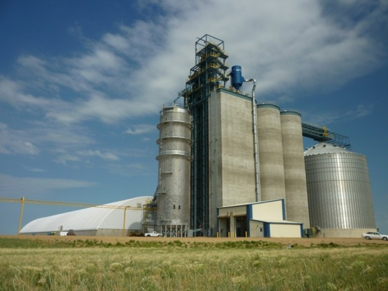 South Dakota Wheat Growers facility near Andover, S.D. Photo by Chris Laingen
