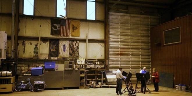 Rural voters in battleground states prefer Romney