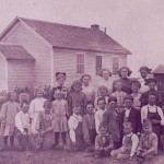 Putney Township School (1910) – one of the schools under Michael's supervision. Photo provided by Dacotah Prairie Museum.