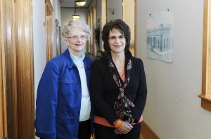 Sandra L. Gresh and Reva Mette, Britton Real Estate