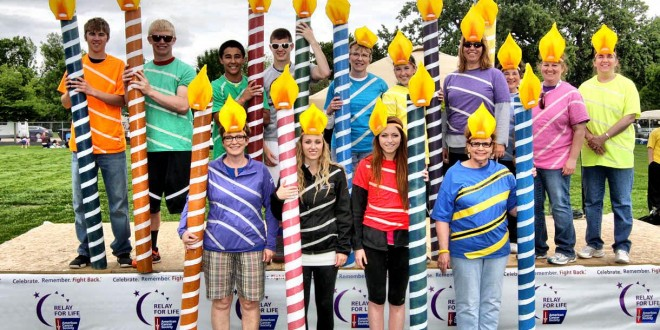 Marshall County Relay For Life raises $84,484 – places first in Midwest Division