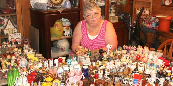 Faulkton woman will auction lifetime collections