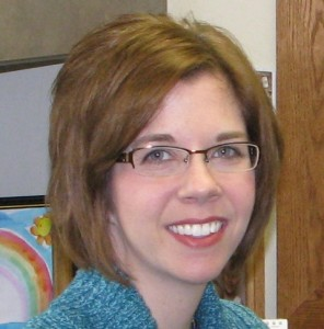 Laura Ptacek, community development director for the City of Ipswich and Dakotafire writer
