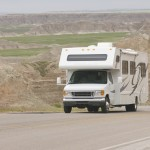 Some people traveling the country in recreational vehicles have a South Dakota mailing address.