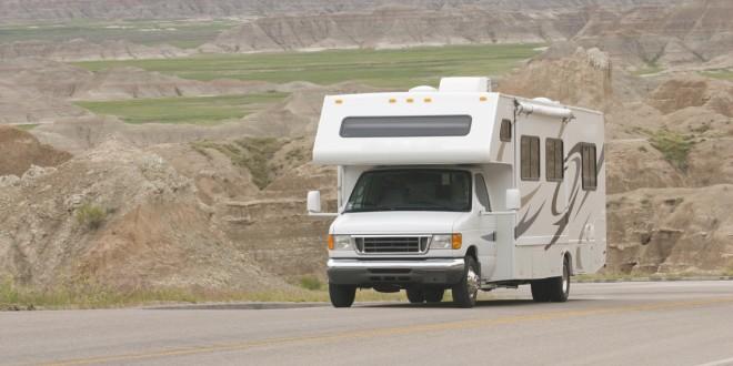 That roaming RV might have a South Dakota address