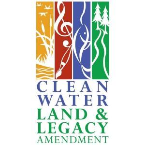 The Clean Water Land & Legacy Amendment logo