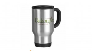 Become a Fired Up member and get your own fine travel mug, like this one!