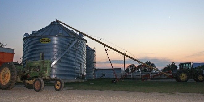 Grain bins increasing across Dakota landscape