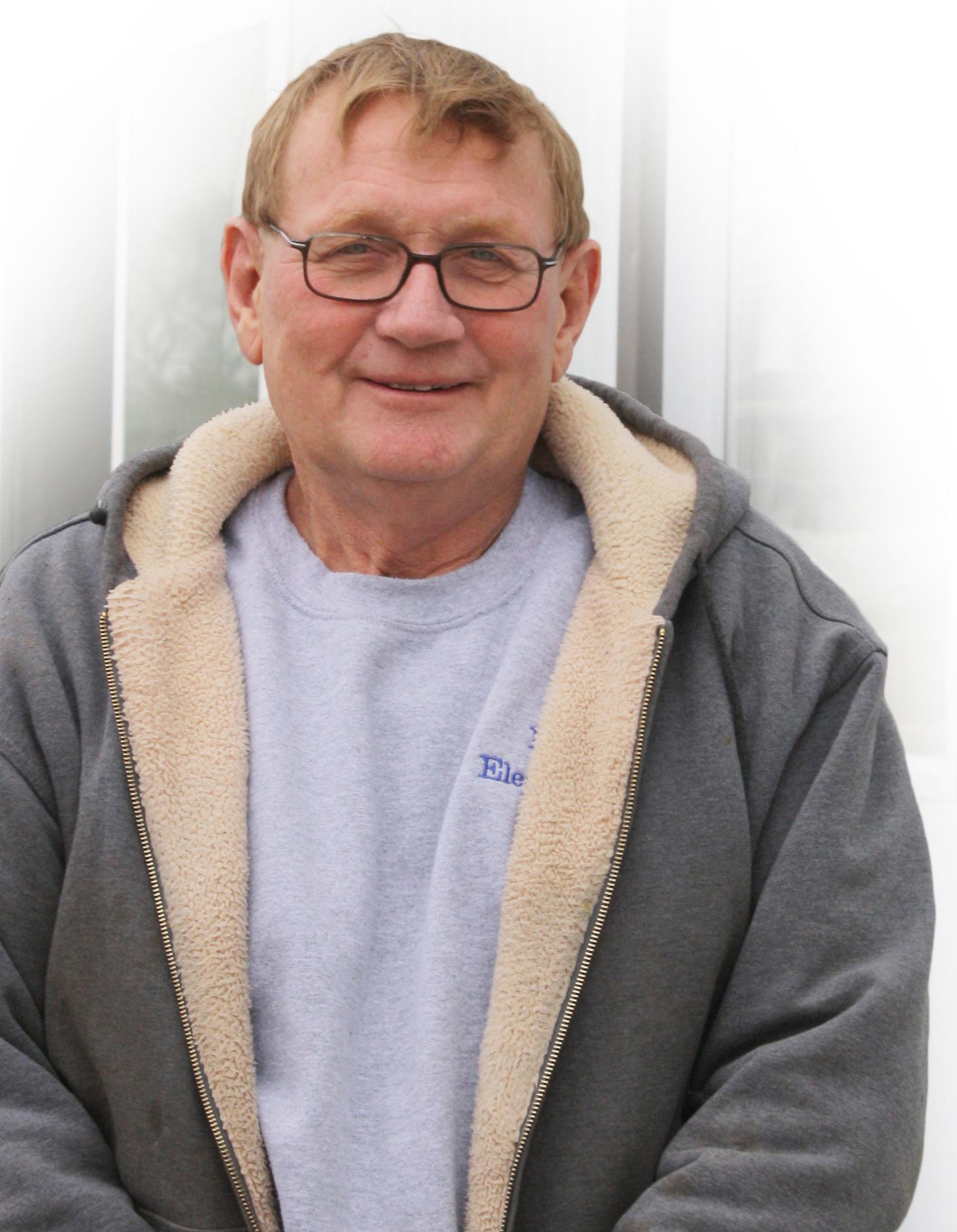Mayor Dick Brink