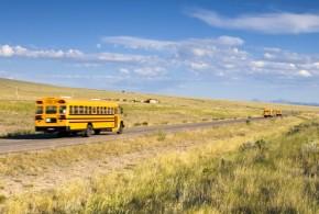 Bus drivers aren't 'all aboard' in many Dakota school districts