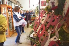 Collaborative marketing creates local holiday shopping destinations