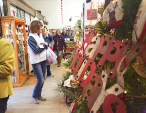 Collaborative marketing creates local holiday shopping destinations