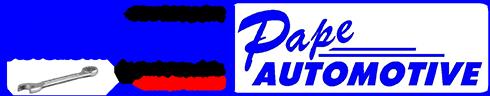 Pape Automotive now hiring