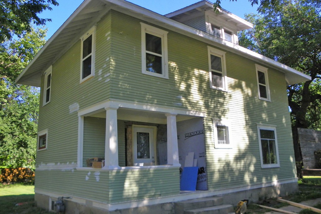 A home in Centerville, S.D., after renovation. Submitted photo
