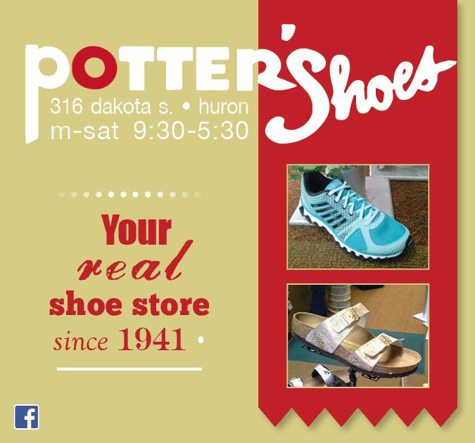 Potter's Shoes6d