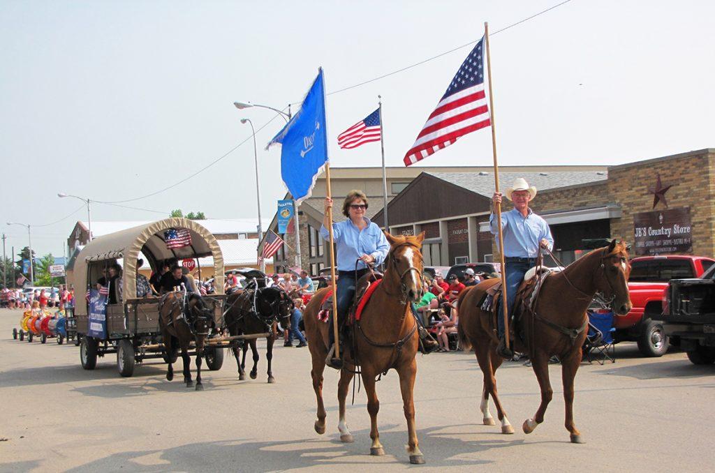 Wild West Days in Faulkton, S.D. Photo courtesy Faulk County Record