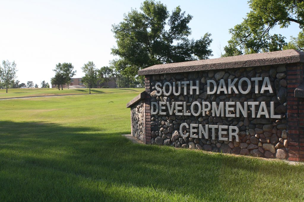 South Dakota Development Center. Photo by Wendy Royston/Dakotafire Media