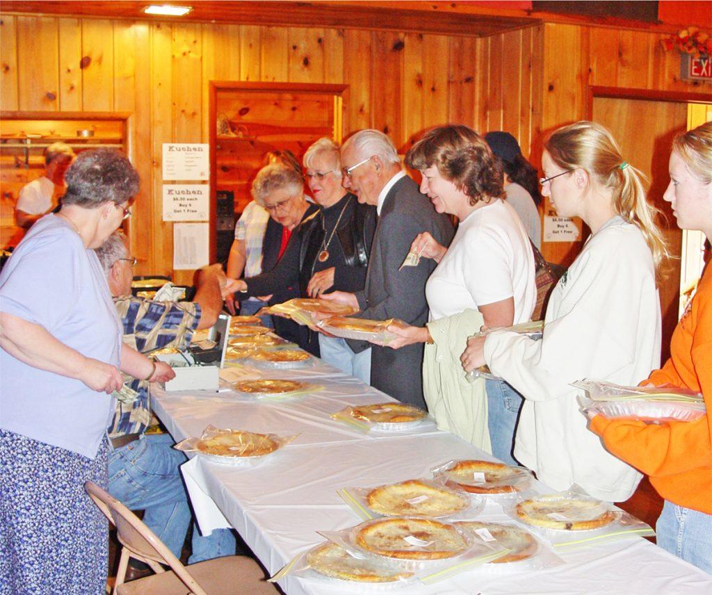 Kuchen Festival in Delmont, S.D. Courtesy photo