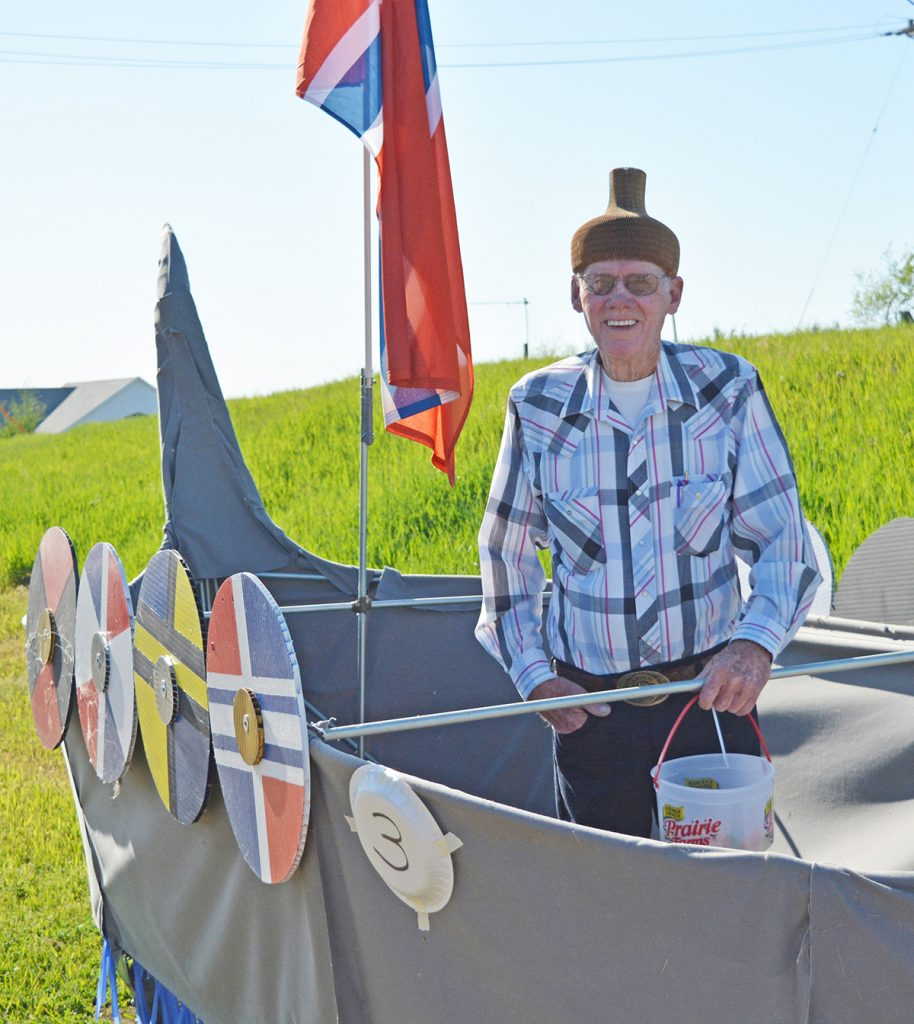 Syttende Mai in Vivian, S.D. Photo by Heather Core/Lyman County Herald