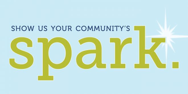 Show us your community's SPARK.
