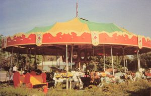 Faulkton, S.D., carousel. Contributed photo