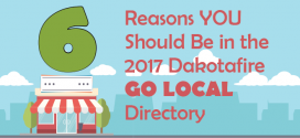 6 Reasons YOU Should Be in the 2017 Dakotafire Go Local Directory