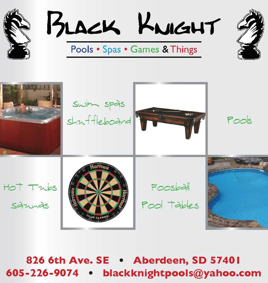 Black Knight Pools & Spas