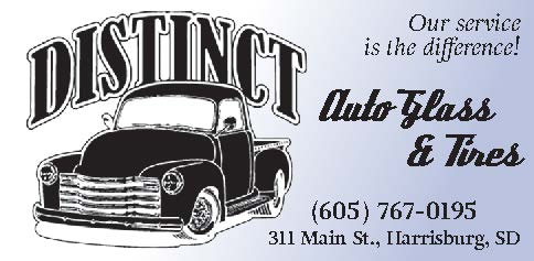 Distinct Auto Glass & Tires
