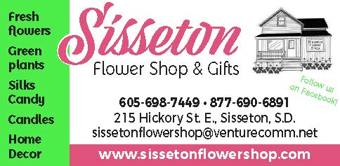 Sisseton Flower Shop