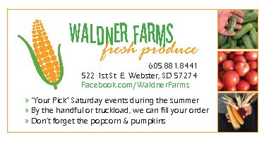 Waldner Farms Fresh Produce