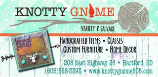 Knotty Gnome Variety & Salvage