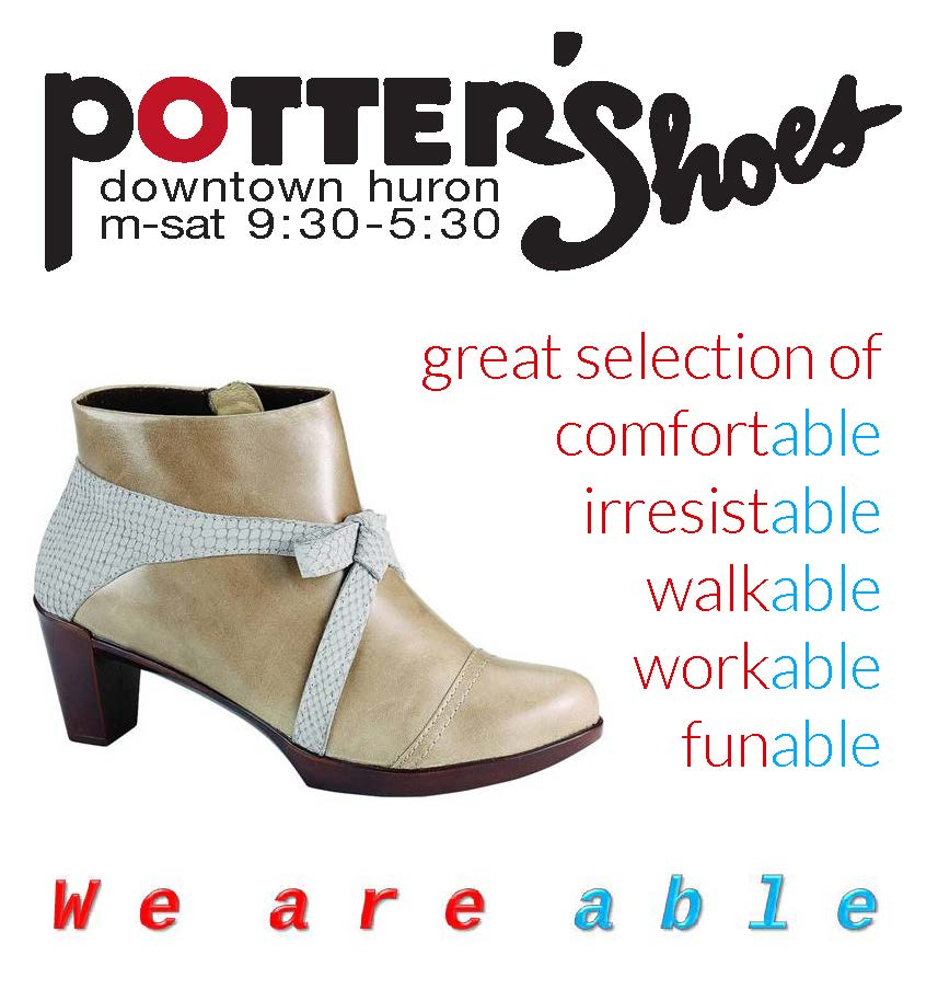 Potter's Shoes