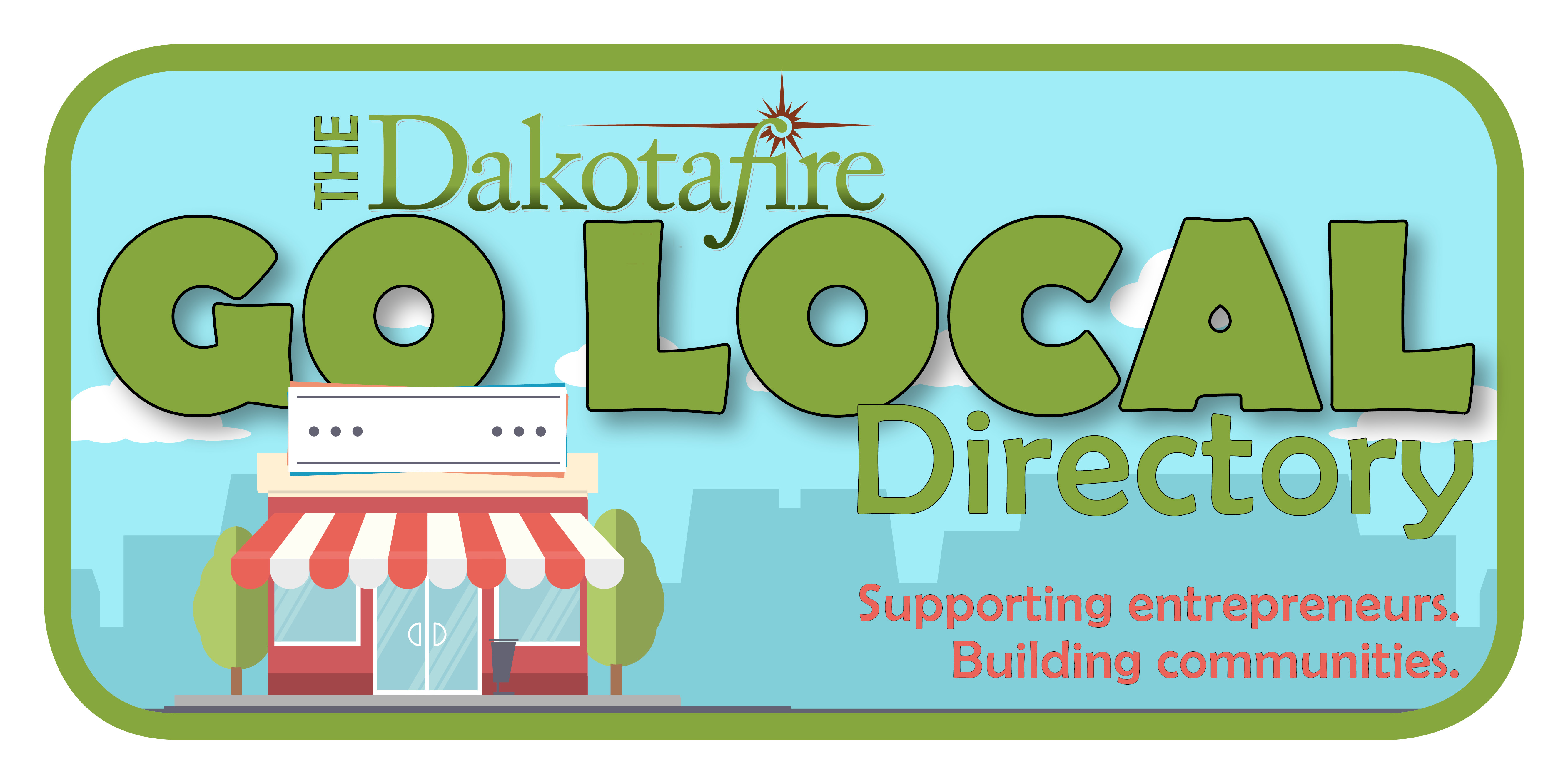 Watch for the Go Local Directory in May