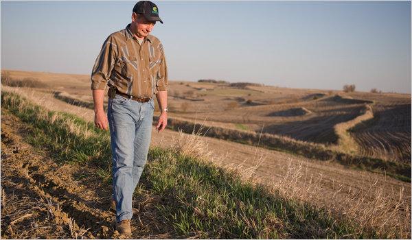 FiredUp: Successful Farming magazine editor 'ashamed' after seeing erosion in western Iowa