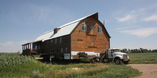 An old barn will have new life as a place for celebrations, hunting accommodations in Henry, S.D.