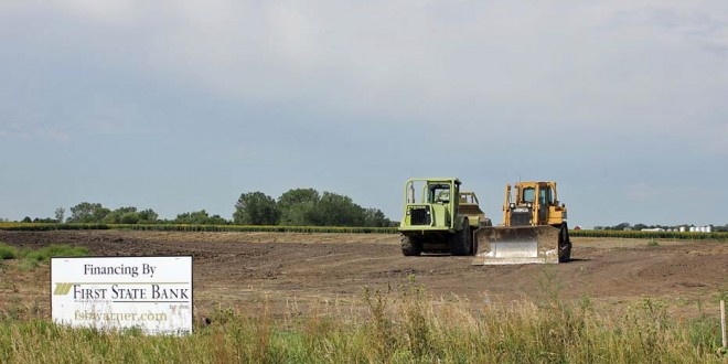 Manufacturing business in Faulkton breaks ground on a new facility
