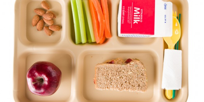 Schools are making do with leaner, meaner lunchtime rules