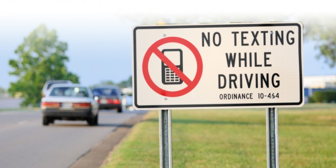 Support for statewide texting-while-driving ban is mixed
