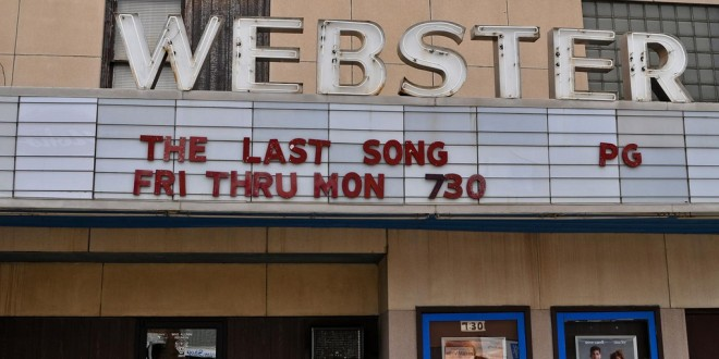 Webster Theatre is at a crossroads