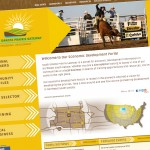 South Dakota Prairie Gateway website: an example of a regional partnership