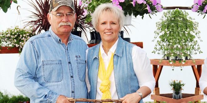 Faulkton entrepreneur: Cindy Kopecky, The Potting Shed