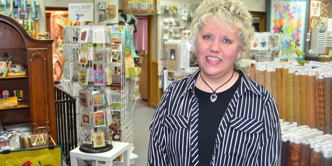 Faulkton entrepreneur: Lori Holt, Quilter's Corner