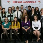 Big Idea Finalists with Sponsors 2012