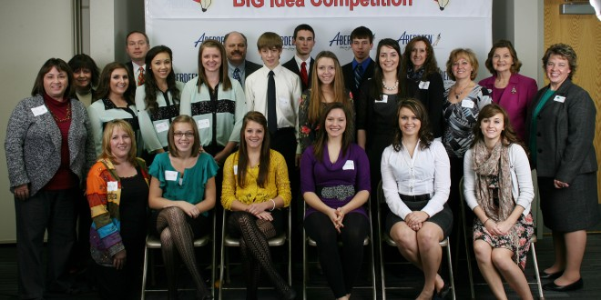 Area Youth Honored for Their 'Big Ideas'