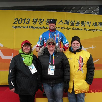 North Dakota Athlete of the Year Schulz wins silver medal at Special Olympics World Winter Games