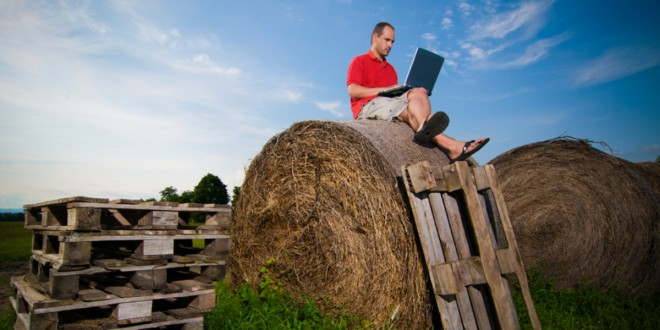 FiredUp: Telecommuting may not be good for Yahoo, but it's great for rural Dakotas